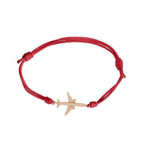 Plane Cord Bracelet