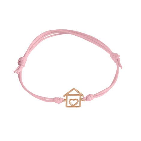 House Wire Cord Bracelet