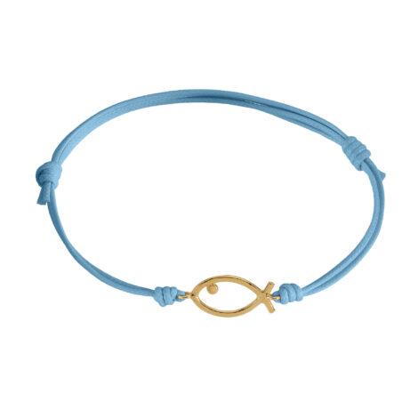 Fish Wire Cord Bracelet