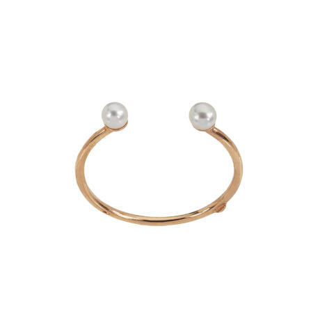 Contrarié Ring With Beads